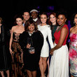 Jerrika Hinton People's Choice Awards 2016 - Backstage and Audience