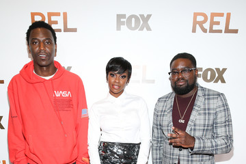 Jerrod Carmichael Lil Rel Howery, Jessica 'Jess Hilarious' Moore And Jerrod Carmichael Host 'REL' NYC Screening