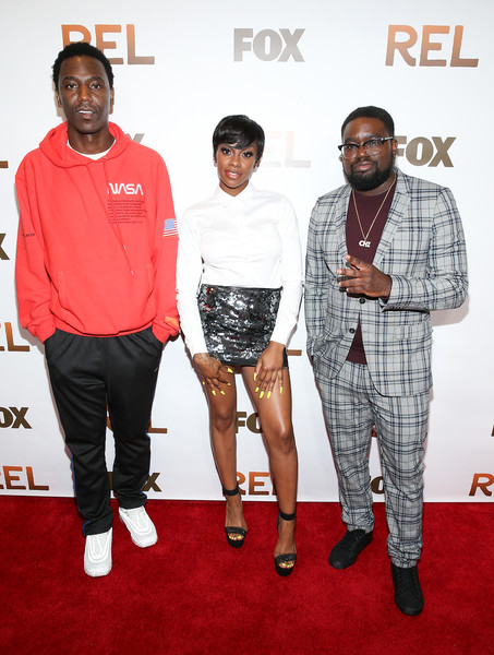 Lil Rel Howery, Jessica 'Jess Hilarious' Moore And Jerrod Carmichael Host 'REL' NYC Screening