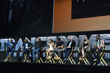 Jerrod Carmichael CinemaCon 2017 - Paramount Pictures Presentation Highlighting Its 2017 Summer and Beyond