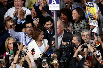 Jerry Brown Democratic National Convention: Day Two