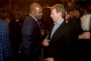Jerry Bruckheimer Premiere Of Columbia Picture's 'Equalizer 2' - After Party