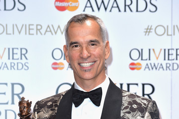 Jerry Mitchell The Olivier Awards with Mastercard - Winners Room