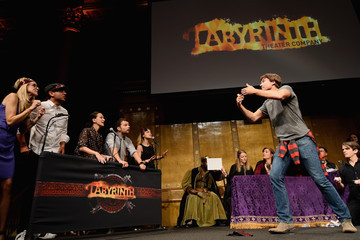 Jerry O'Connell Labyrinth Theater Company's Celebrity Charades Gala 2015