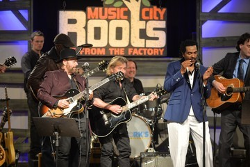 Jerry Phillips The Country Music Hall of Fame and Museum Teams Up With Music City Roots To Honor Sam Phillips