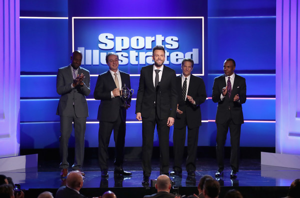 Sports Illustrated 2018 Sportsperson Of The Year Awards Show - Inside