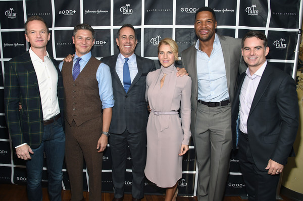 New York Fatherhood Lunch to Benefit GOOD+ Foundation - Arrivals