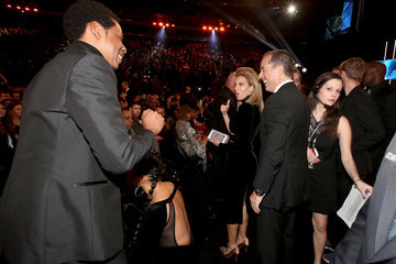 Jerry Seinfeld 60th Annual GRAMMY Awards - Roaming Show