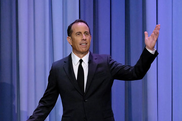 Jerry Seinfeld Jerry Seinfeld Visits 'The Tonight Show Starring Jimmy Fallon'