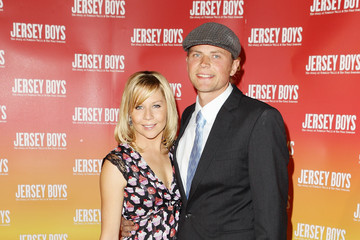 "Jamey Mossengren ""Jersey Boys"" Opening Night"