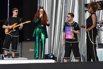 Jess Glynne Glastonbury Festival 2016 - Day 1