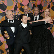 Jesse Armstrong 77th Annual Golden Globe Awards - Social Ready Content