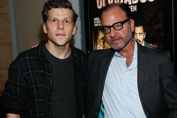 Jesse Eisenberg 'Racing Extinction' Debuts in New York City
