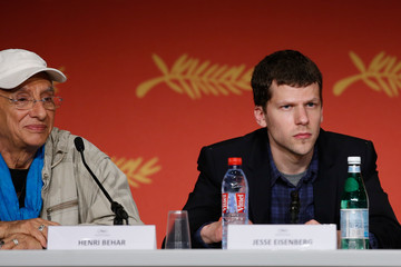 Jesse Eisenberg 'Cafe Society' Press Conference - The 69th Annual Cannes Film Festival