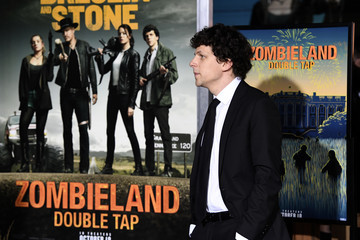 Jesse Eisenberg Premiere Of Sony Pictures' 'Zombieland Double Tap' - Arrivals