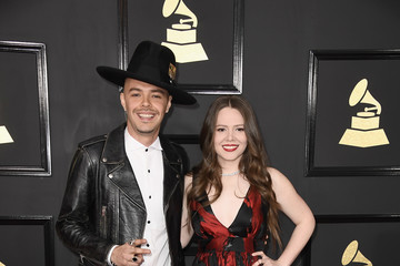 Jesse Huerta The 59th GRAMMY Awards - Arrivals
