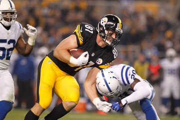 Jesse James Indianapolis Colts v Pittsburgh Steelers