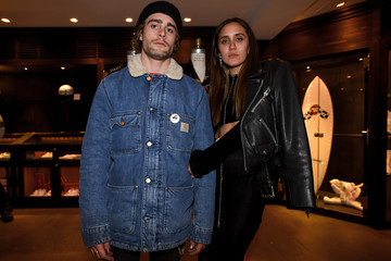 Jesse Jo Stark Chrome Hearts' 'Pete Punk Offspring And Artist Matt Digiacomo Converge In Tokyo'