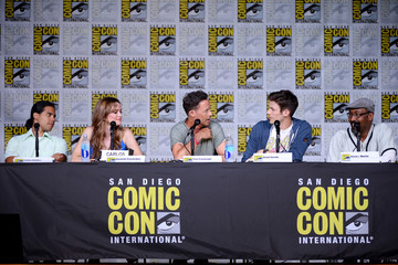 Jesse L. Martin Comic-Con International 2016 - 'The Flash' Special Video Presentation and Q&A