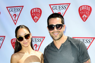 Jesse Metcalfe GUESS Hotel at the Viceroy Palm Springs, CA  - Day 1