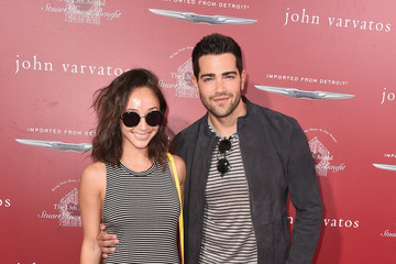 Jesse Metcalfe John Varvatos 13th Annual Stuart House Benefit Presented by Chrysler With Kids' Tent by Hasbro Studios - Arrivals