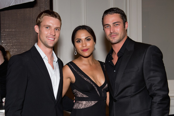 Jesse spencer and taylor kinney photos photos nbc s quot chicago fire