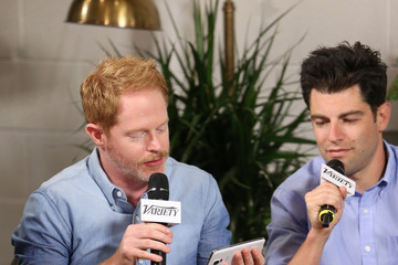 Jesse Tyler Ferguson Celebs Hang at the Variety Studio