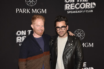 Jesse Tyler Ferguson On The Record Speakeasy And Club Red Carpet Grand Opening Celebration At Park MGM