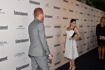 Jesse Tyler Ferguson 2015 Entertainment Weekly Pre-Emmy Party - Red Carpet