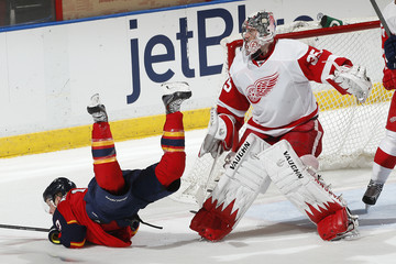 Jesse Winchester Detroit Red Wings v Florida Panthers