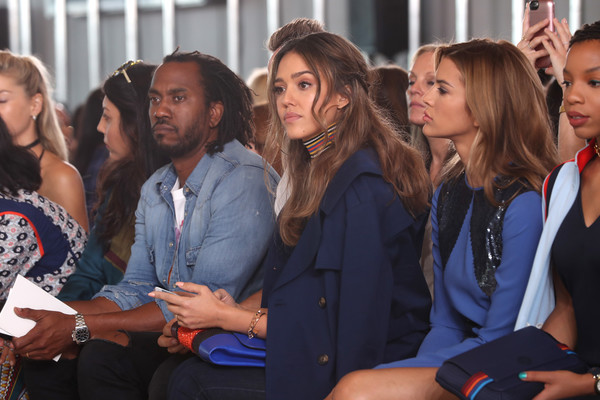 Tory Burch - Front Row - September 2016 - New York Fashion Week