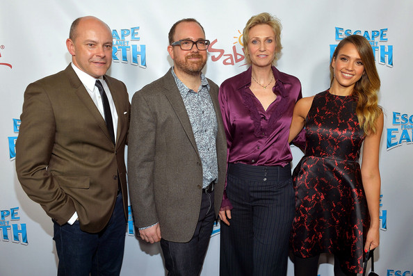 """Escape From Planet Earth"" Premiere Presented By The Weinstein Company In Partnership with Sabra"