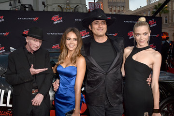 Jessica Alba Robert Rodriguez 'Sin City: A Dame to Kill For' Premieres in Hollywood —Part 4