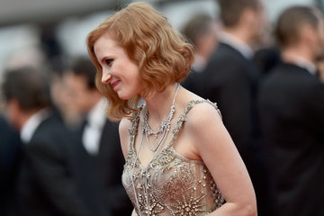 Jessica Chastain 'Money Monster' - Red Carpet Arrivals - The 69th Annual Cannes Film Festival