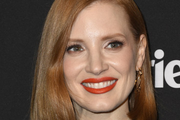 Jessica Chastain Marie Claire Change Makers Celebration - Arrivals
