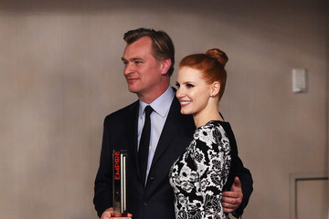 Jessica Chastain Jameson Empire Awards 2015 - Winners Room