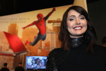 Jessica Chobot Annual E3 Gaming Industry Conference Held in Los Angeles