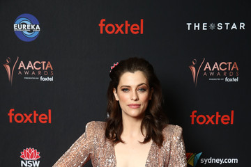 Jessica De Gouw 2019 AACTA Awards Presented by Foxtel | Industry Luncheon - Red Carpet Arrivals