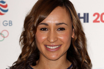 Jessica Ennis Arrivals at the British Olympic Ball