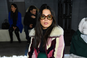 Jessica Gomes Coach 1941 - Front Row - February 2020 - New York Fashion Week