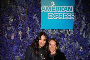 Jessica Gomes Vogue American Express Fashion's Night Out 2017 - Melbourne