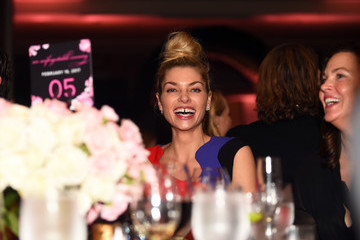Jessica Hart WCRF's 'An Unforgettable Evening' Presented By Saks Fifth Avenue - Inside