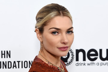 Jessica Hart 28th Annual Elton John AIDS Foundation Academy Awards Viewing Party Sponsored By IMDb, Neuro Drinks And Walmart - Red Carpet