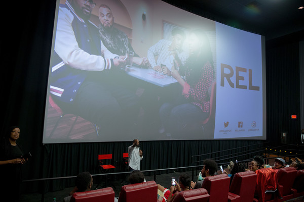 Jessica 'Jess Hilarious' Moore Hosts Special Screening Of 'REL' In DC