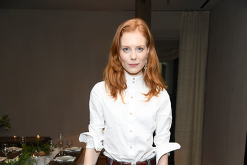 Jessica Joffe Jenni Kayne & Martha Stewart Dinner To Celebrate The Launch Of Pacific Natural