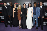 Krysten Ritter and Mike Colter Photos Photo