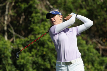 Jessica Korda CME Group Tour Championship - Round Two
