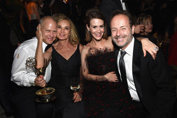 Jessica Lange Ryan Murphy FOX, 20th Century FOX Television, FX Networks And National Geographic Channel's 2014 Emmy Award Nominee Celebration