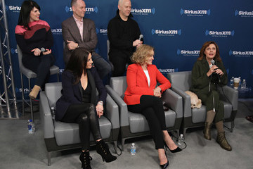 Jessica Lange Ryan Murphy SiriusXM's 'Town Hall' With The Cast Of 'Feud'