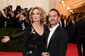 Jessica Lange Red Carpet Arrivals at the Met Gala — Part 3